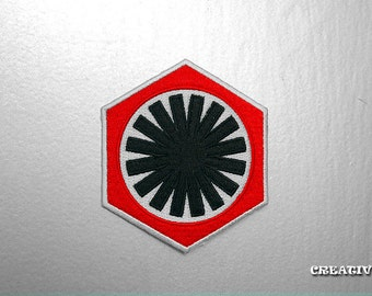 Star Wars TFA First Order - sew/iron on Patch