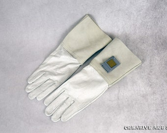 Star Wars ESB Hoth Gloves WITH Communication Greeblie