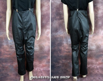 Star Wars TFA-TLJ - Kylo Ren Coated/Waxed Pants