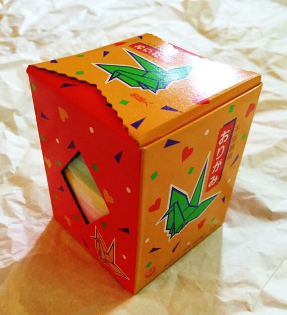 Yasutomo ORIGAMI 1000 Cranes Kit, gold - Stöber-Stübchen | 626x570