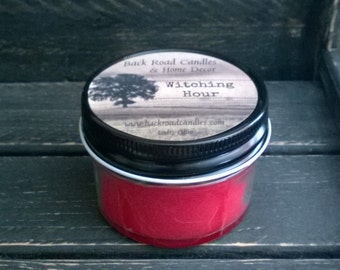 The Witching Hour Scented Candle 4 oz. Jar