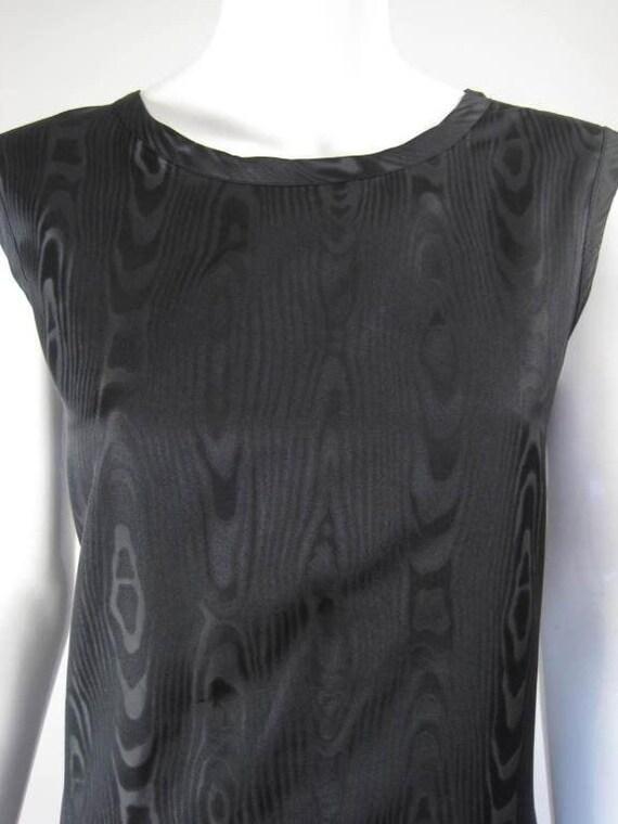 Comme des Garçons Dress Silk Moire Vintage - image 5