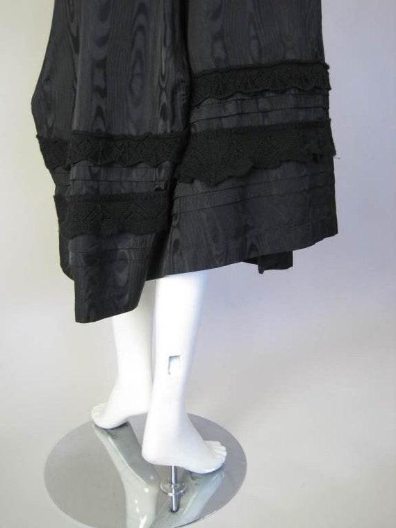 Comme des Garçons Dress Silk Moire Vintage - image 7