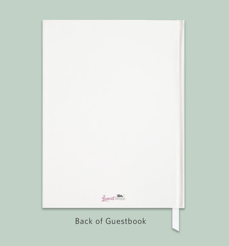Vespa Wedding Guestbook Hardbound Wedding Guestbook Italian Wedding Guestbook Scooter Guestbook Custom Wedding Guestbook Mint Vespa