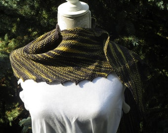 Hitchhikers Scarf Etsy