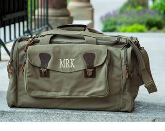 004694c707 Weekender Duffle Bag Mens Travel Bag Duffel Bags Groomsmen Gift Overnight  Bag Weekend Bag Canvas Duffle Bag Weekender Bags Monogrammed Bags