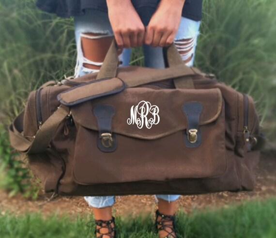 b0bf26eb1b Weekender Bag Duffel Bag Women Overnight Travel Bag Bridesmaid