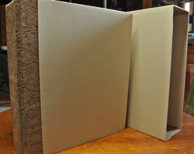 Custom Scrapbook Album with Storage Case, You Choose the Theme!