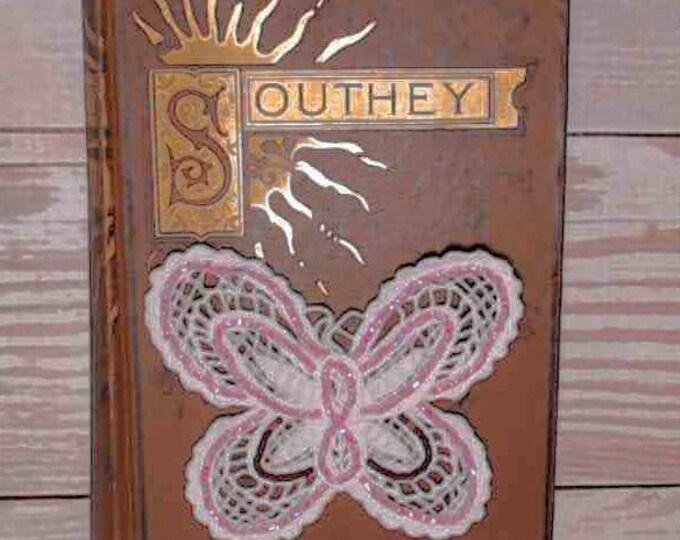 Beaded Butterflies, Junk Journal Ephemera Pack, Set of 2