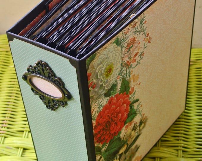 Personalized Album - Custom Album - Scrapbook Album - Mini Album