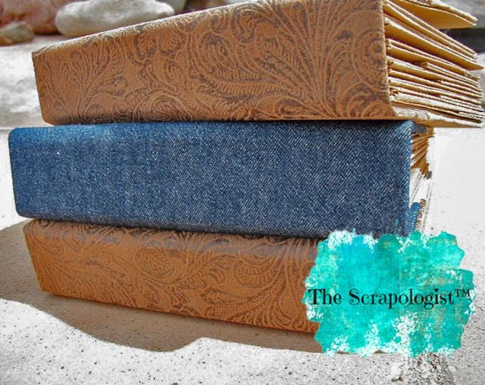 Blank Scrapbook Album - You Decorate it, Mini Album Kit