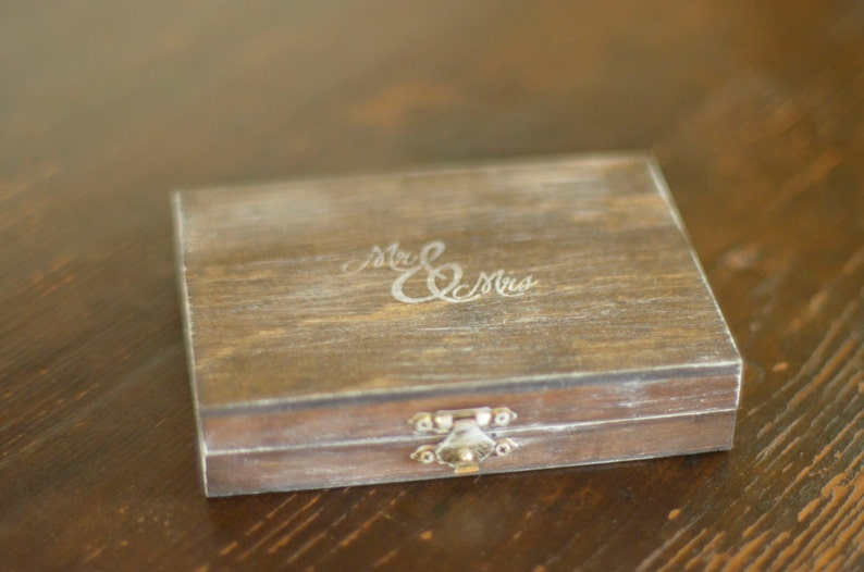 Ring Bearer Box by Design Roots Co. image 0