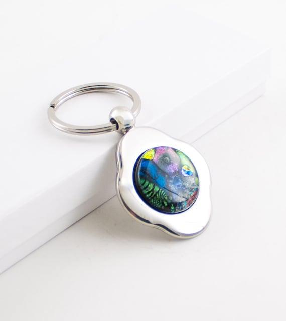 Keychains for Boyfriend Modern Keychain Car Accessories for  Etsy