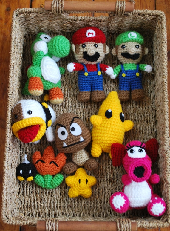 Mario – Amigurumi Patterns | 773x570