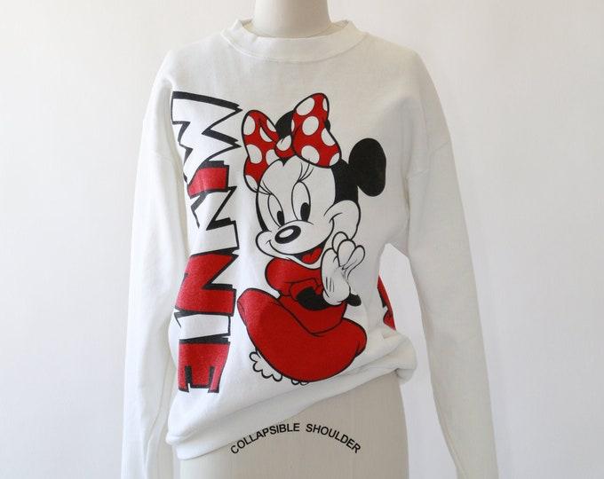 Vintage 90s Minnie Mouse sweatshirt