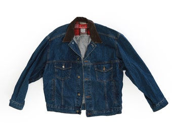 Marlboro jean jacket   Vintage Marlboro Country denim jacket