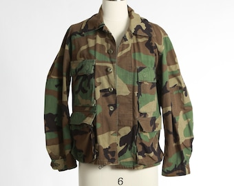 Military issue camo jacket | US Army Camouflage jacket