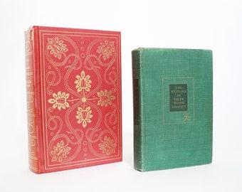 Ralph Waldo Emerson | 1940s The Writings of Ralph Waldo Emerson + Essays & Journals 1968