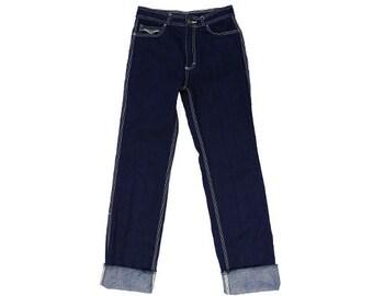 Vintage 70s zeppelin Indigo jeans W29 L36