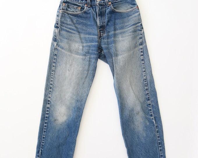 550 Levis | Vintage 80s LEVI'S 550 denim Jeans
