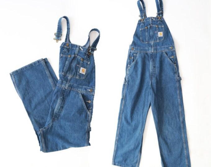 Carhartt overalls | Vintage 80s Carhartt workwear overalls W30 L29