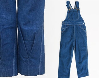 Union made overalls | Vintage 60s 40s denim overalls | 1960s workwear jean overalls