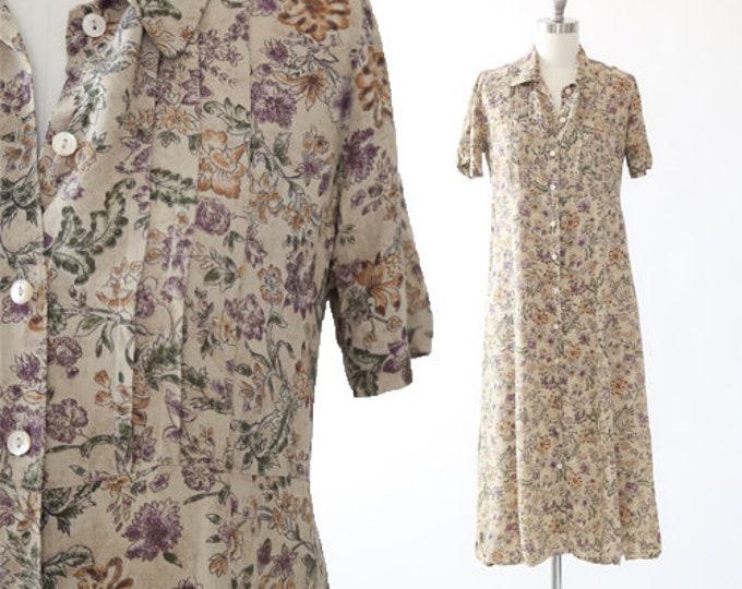 90s GAP floral dress