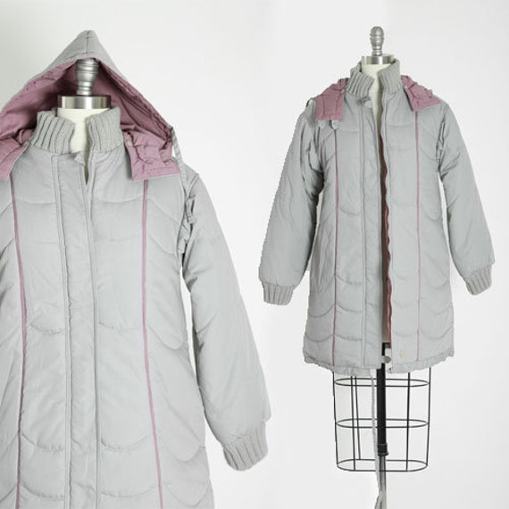 J. gallery puffer parka | Vintage 80s quilted puff