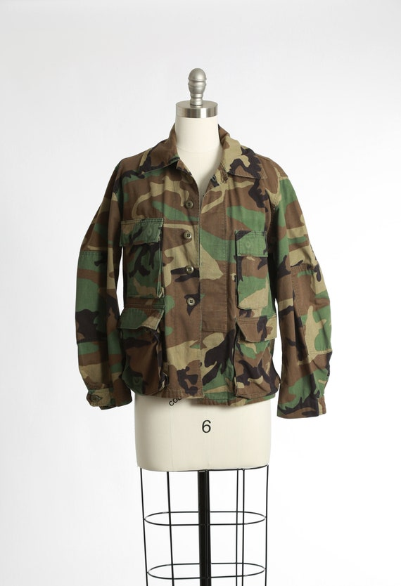 Military issue camo jacket | US Army Camouflage ja