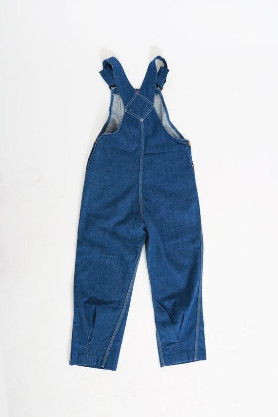 Union made overalls | Vintage 60s 40s denim overa… - image 3