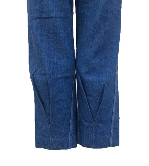 Union made overalls | Vintage 60s 40s denim overa… - image 5