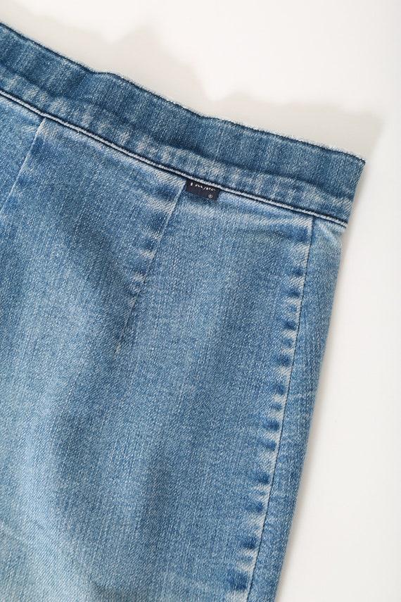70s wide leg Levis  | Vintage 70s LEVIS wide leg … - image 3