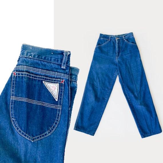 Chemin De Fer jeans | Vintage 70s Chemin De Fer je