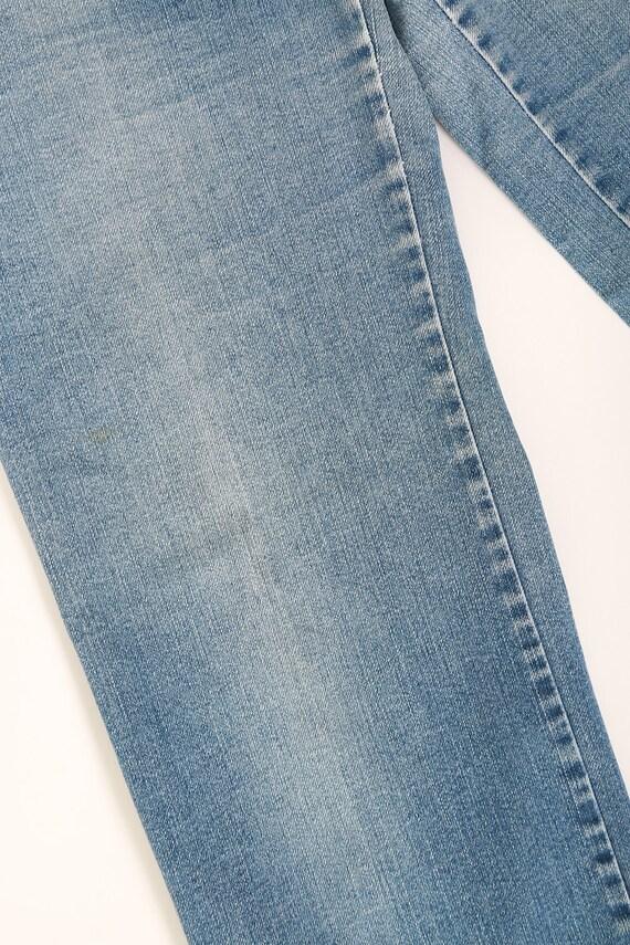 70s wide leg Levis  | Vintage 70s LEVIS wide leg … - image 4