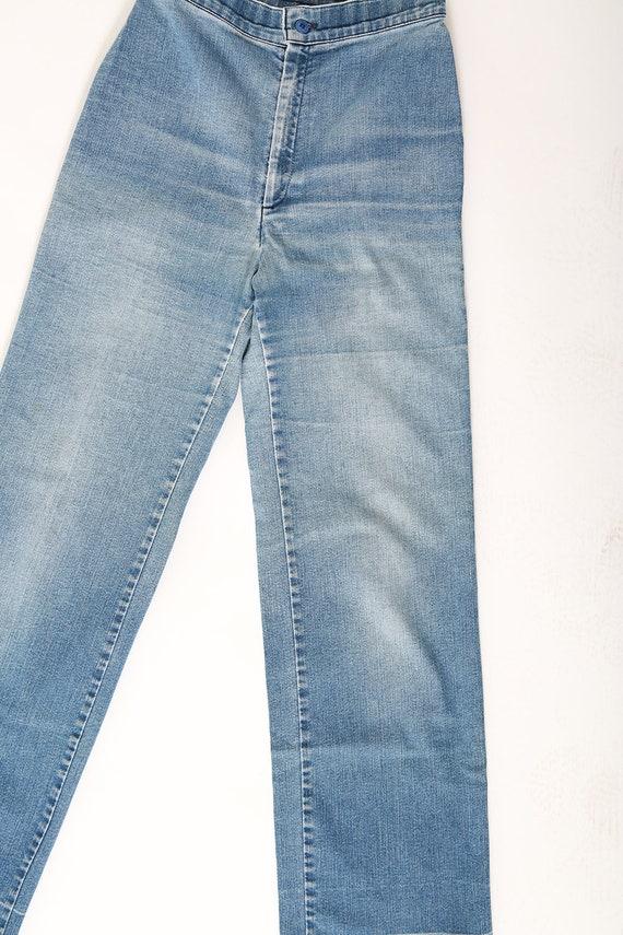 70s wide leg Levis  | Vintage 70s LEVIS wide leg … - image 8