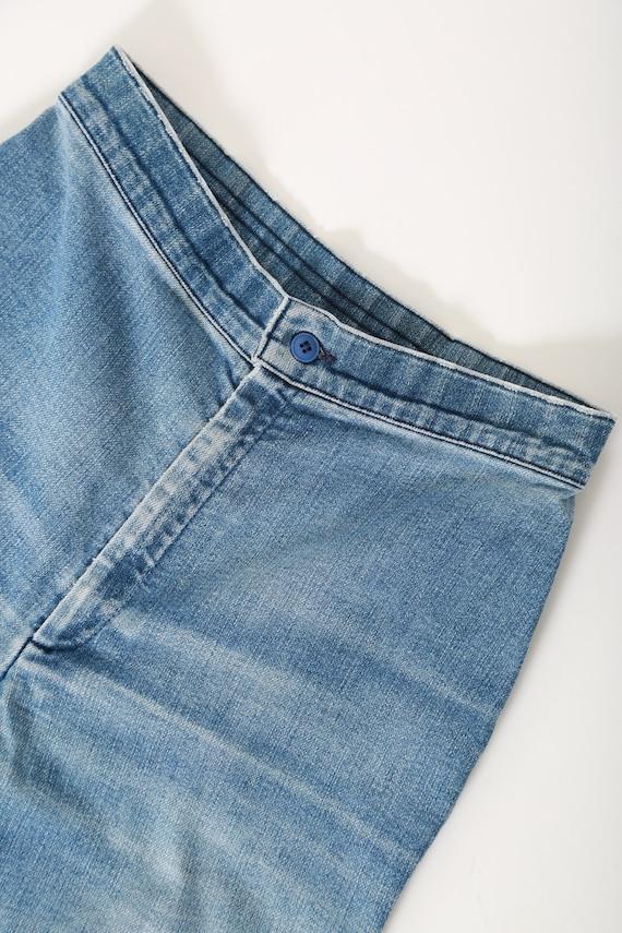 70s wide leg Levis  | Vintage 70s LEVIS wide leg … - image 5