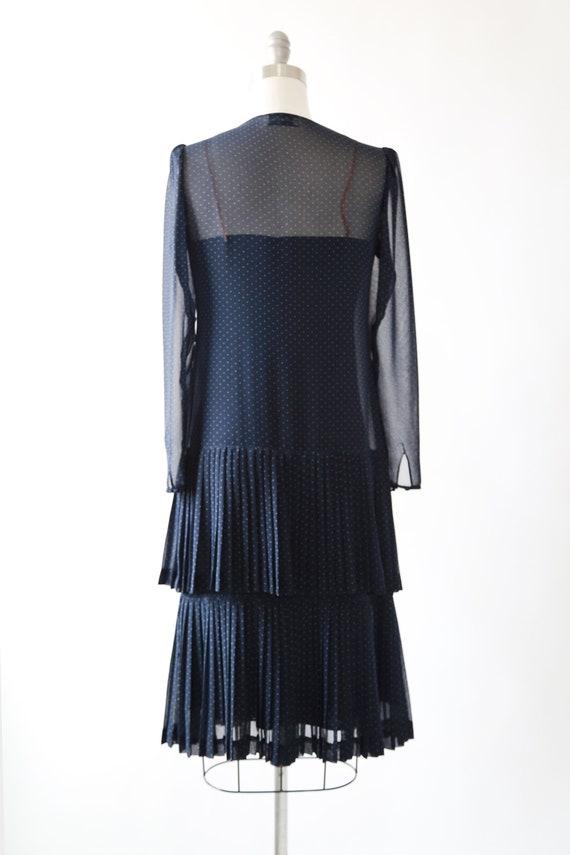 ALBERT NIPON polka dot dress | Vintage 80s Albert… - image 7