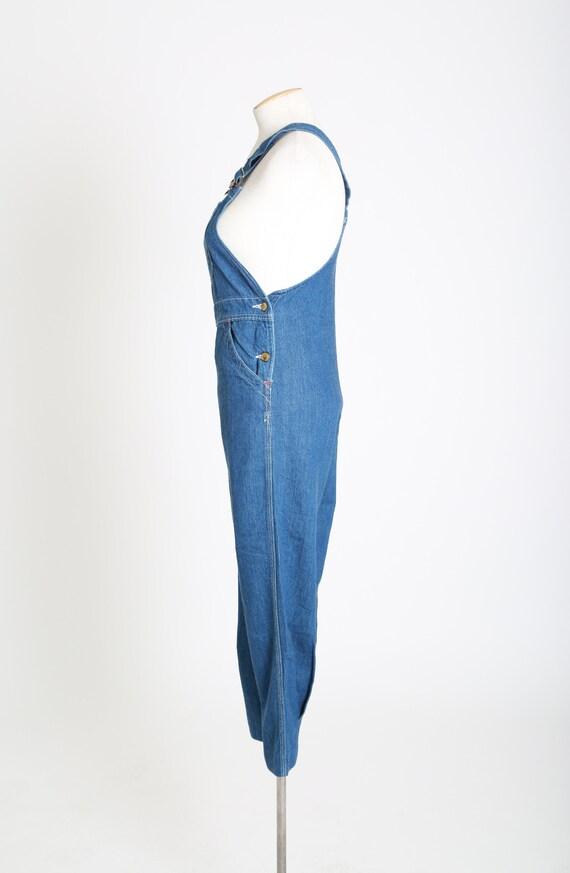 Union made overalls | Vintage 60s 40s denim overa… - image 10