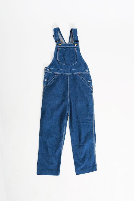 Union made overalls | Vintage 60s 40s denim overa… - image 2