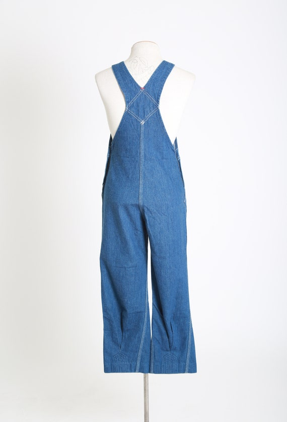 Union made overalls | Vintage 60s 40s denim overa… - image 9