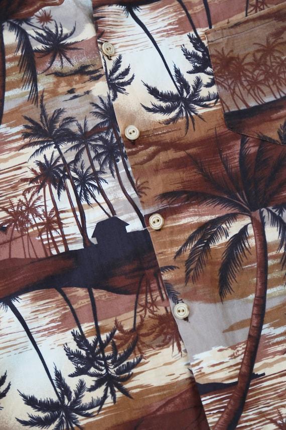 Vintage 60s Hawaiian shirt | 1960s tropical Hawai… - image 2