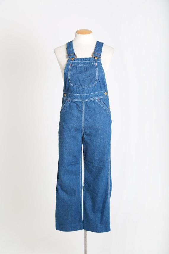 Union made overalls | Vintage 60s 40s denim overa… - image 6