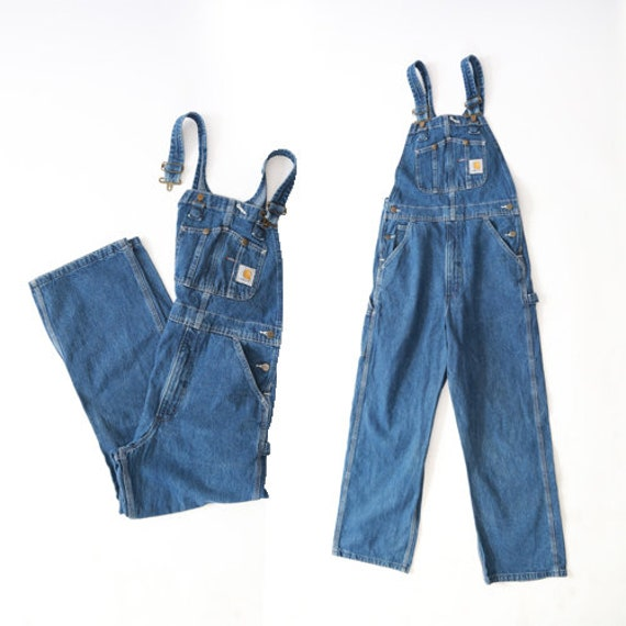 Carhartt overalls | Vintage 80s Carhartt workwear