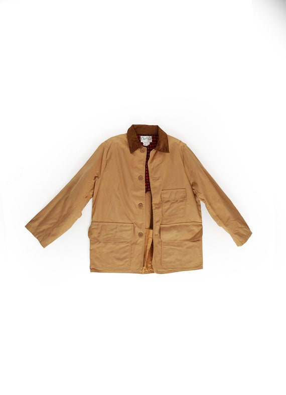 Chief hunting jacket | Vintage 50s canvas Hunting