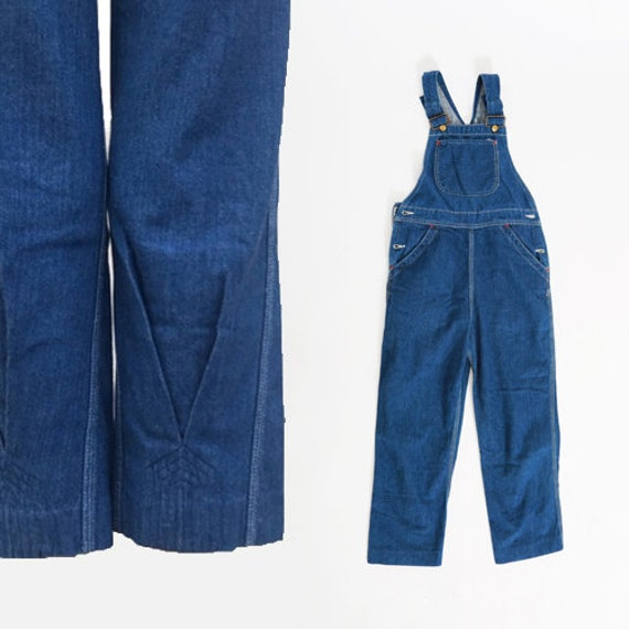Union made overalls | Vintage 60s 40s denim overal