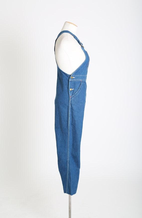 Union made overalls | Vintage 60s 40s denim overa… - image 8