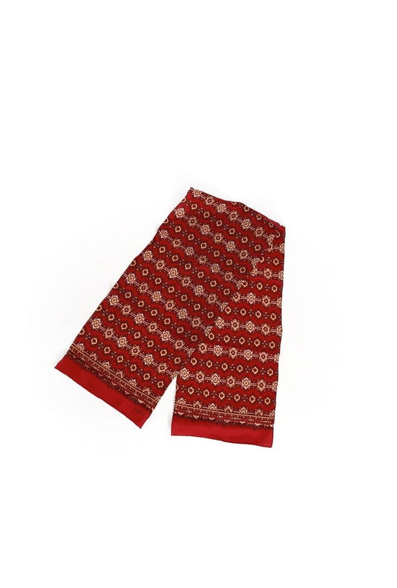 Esprit silk scarf | Vintage deadstock Esprit silk