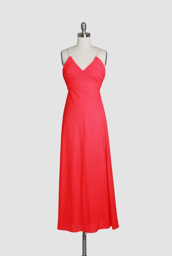Lilli Diamond neon dress | Vintage 70s Lilli Diam… - image 2