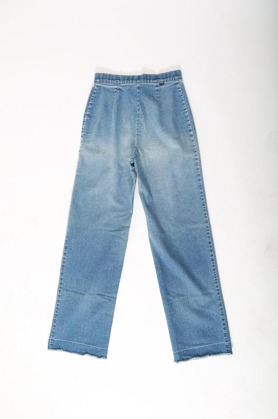 70s wide leg Levis  | Vintage 70s LEVIS wide leg … - image 2