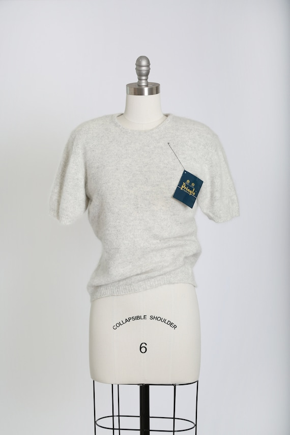 Pringle angora sweater | Vintage 60s Pringle lambs